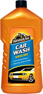 Armor All Car Wash Speed Dry With Shining GAA25001ENO