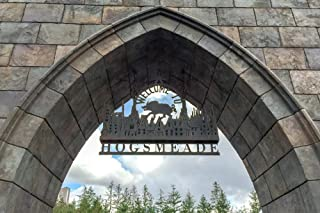 Gifts Delight Laminated 36x24 inches Poster: Harry Potter Hogwarts Hogsmeade Osaka Universal Studios Entrance