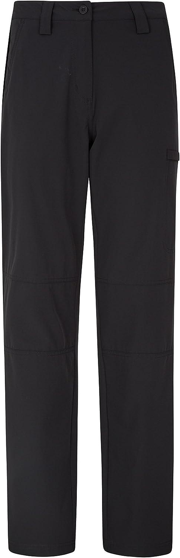 Mountain Warehouse Trek Stretch Womens Trousers  Ladies Summer Pants