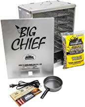 Smokehouse Products Big Chief Front Load Smoker (Renewed)