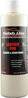 Finish Line Leather Pro Cleaner and Conditioner