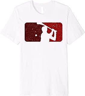 Galway GAA Major Hurling T-Shirt Premium T-Shirt