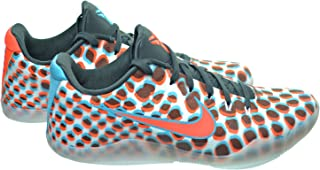 Kobe XI 3D Men's Shoes Cool Grey/Total Crimson/Chlorine Blue/Anthracite 836183-084
