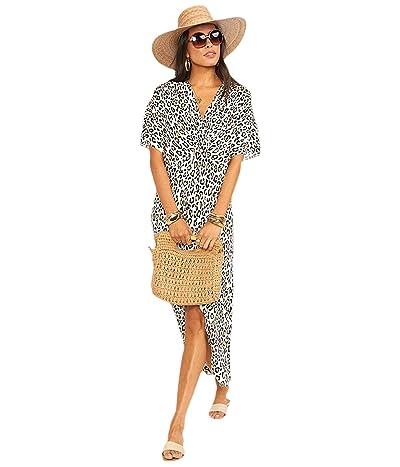 Show Me Your Mumu Get Twisted Maxi Dress (Wilma Wildcat) Women