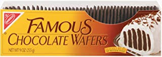 Famous Chocolate Wafers Chocolate Cookies, 9 Ounce