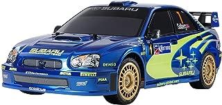 1/10 Limited Edition Subaru Impreza Mexico 2004 TT-01 Type-E 4WD Kit