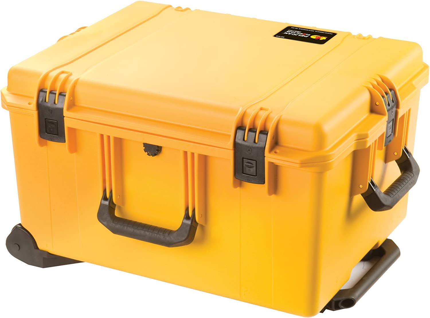 Waterproof Case (Dry Box)   Pelican Storm iM2750 Case with Foam (Yellow)