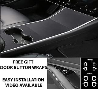 Best model 3 matte black wrap Reviews
