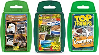 The Great Outdoors Top Trumps Card Game Bundle