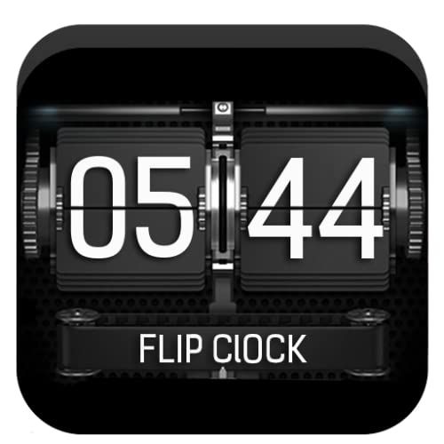 3D Flip Clock For Gear Fit