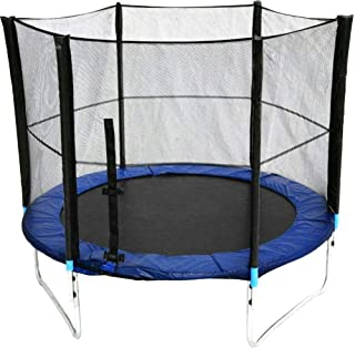 Rbwtoys Trampoline 6FT With Safety Net -6 feet / 180 cm - Diameter For Kids Activity rbwtoy6ft.