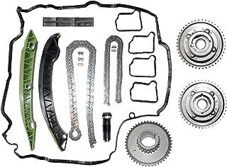 Camshaft Adjuster Timing Chain Kit For Mercedes C250 E250 SLK250 M271 2710501400 2710502547