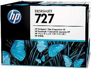 HP 727 732 B3P06A Original DesignJet Printhead, Matte Black, Photo Black, Cyan, Magenta, Yellow, Grey,for DesignJet T3500 ...