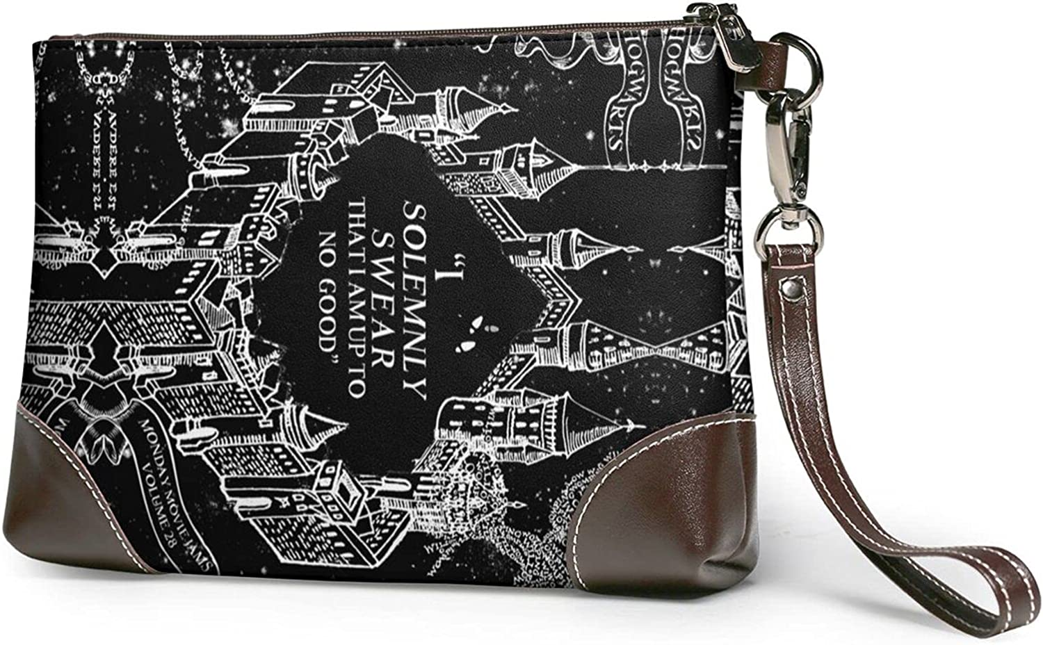 I Solemnly gift Swear That Am Special price for a limited time Up With Good-6 To No Women'S Wristlet