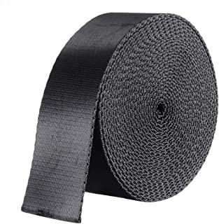 Ninepeak Nylon Bands Heavy Webbing Strap for DIY Craft Backpack Strapping Apron Bunting