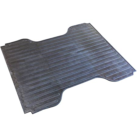 Westin 50-6245 Black Rubber Truck Bed Mat fits 1999-2006 Tundra (6.5ft. Bed)