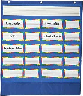 Carson Dellosa Classroom Helpers Pocket Chart (158037)