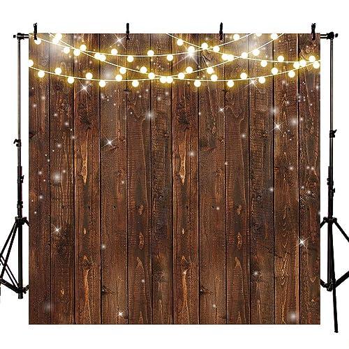 Rustic Backdrops For Weddings: Amazon.com