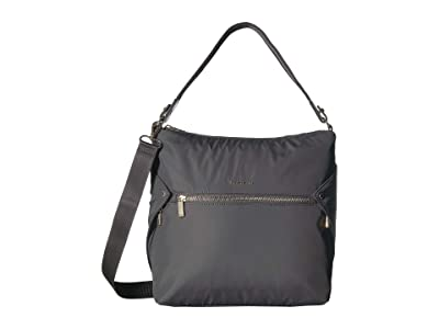 Hedgren Prisma Oblique Hobo (Pavement) Hobo Handbags