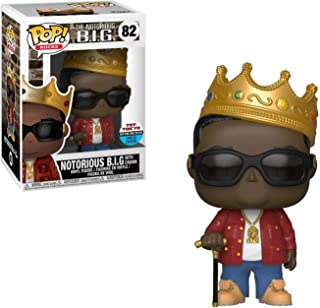 FUNKO POP! ROCKS - Notorious B.I.G. (with jersey) (Toys)