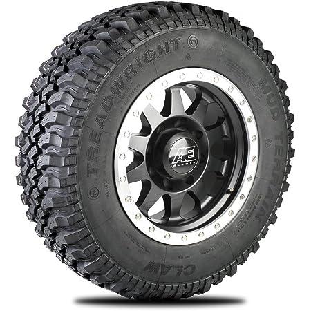 TreadWright CLAW M/T Tire - Remold USA - LT 245/75R16 E Premier Tread Wear (40,000 miles)