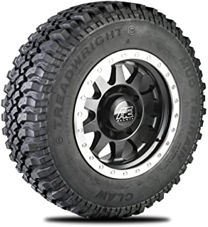 TreadWright CLAW M/T Tire - Remold USA - LT 245/75R16 E Premier Tread Wear (40,000 miles)