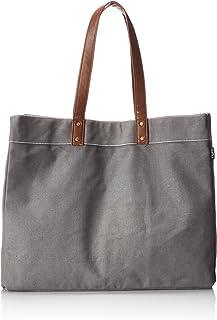 Maika Cosmetic Bag Carryall Tote Waxed Ash
