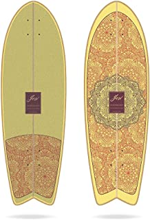 YOW Surfskate monopatín Skate Skateboard Deck Hunt...