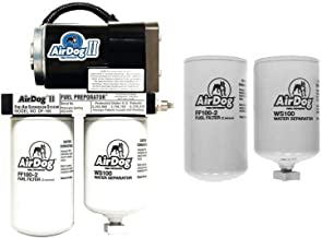 AirDog II-4G 165 GPH Fuel Lift Pump & Extra Filters Compatible with 2011-2016 Ford 6.7 Powerstroke Diesel (Replaces High Pressure Pump)