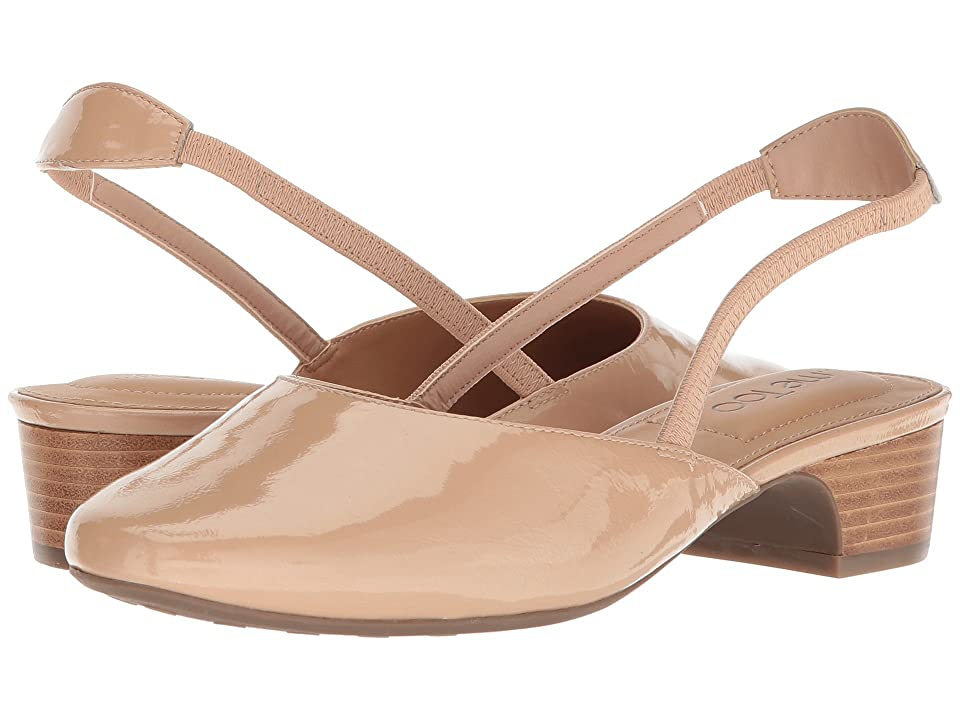Me Too Gianna (Nude Soft Patent) Women