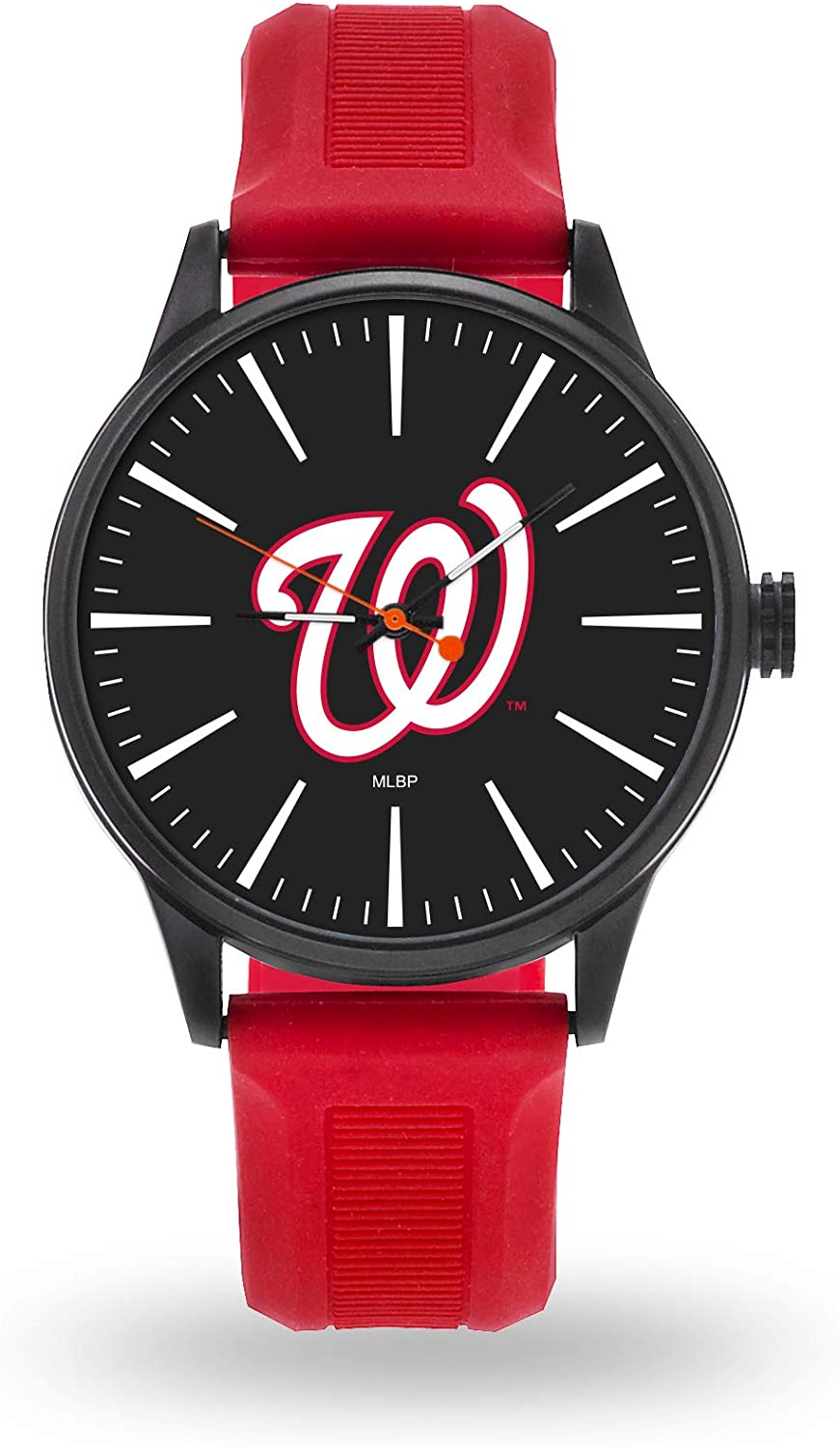 Nationals Sales for sale Spring new work one after another Cheer Design Watch Baseball Color Logo Team