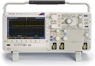 Tektronix DPO2012B Digital Phosphor Oscilloscope, 100 MHz, 1 GS/s Sample Rate, 1 M Points Length, 2 Analog Channels, 5 Year Warranty