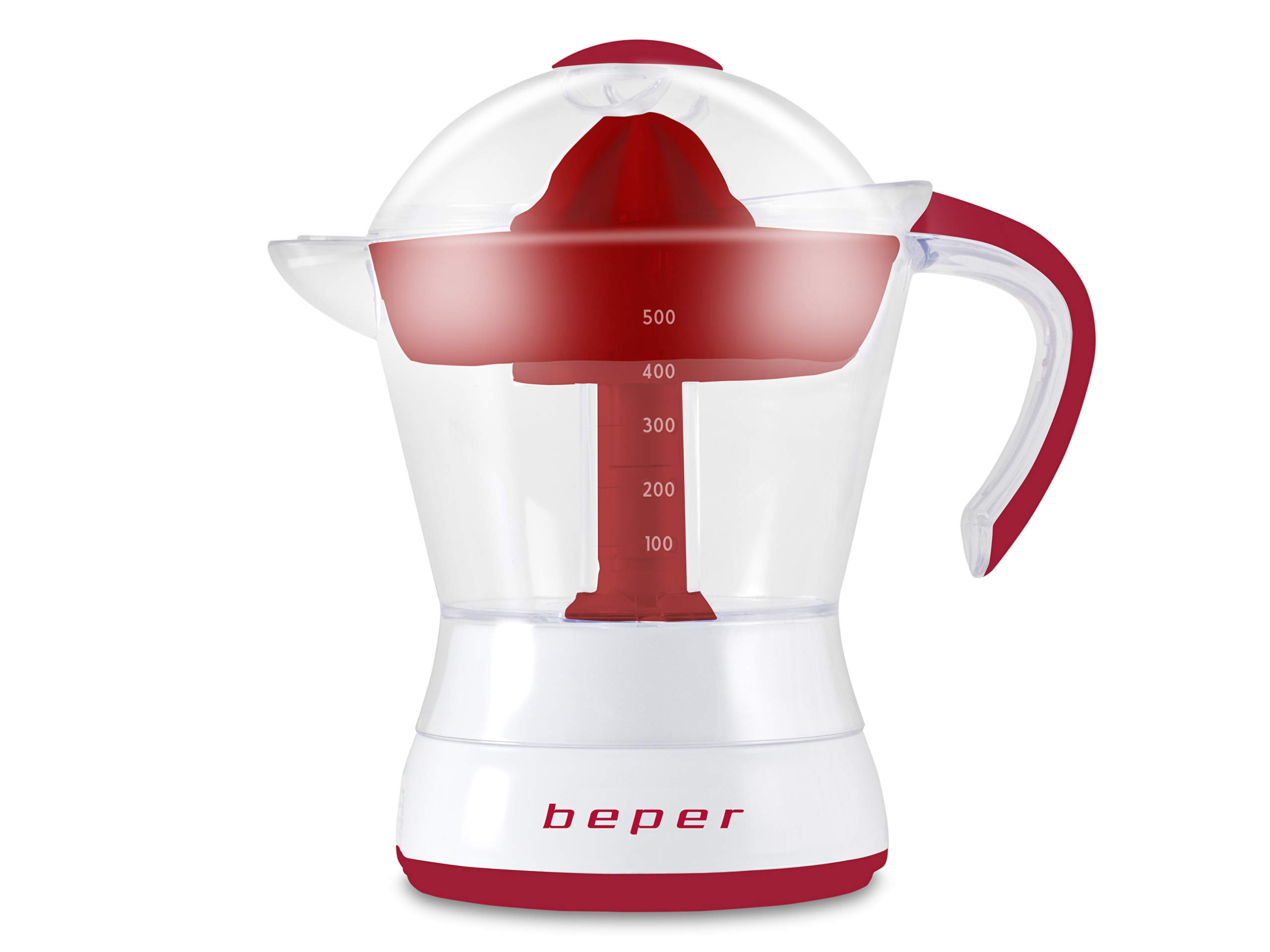 Beper Exprimidor eléctrico 90.304H/RED Capacidad 500 ml: Amazon.es ...