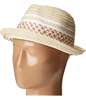 BCBGeneration - Stripe Fedora
