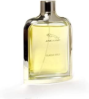 Classic Gold by Jaguar - perfume for men - Eau de Toilette, 100ml