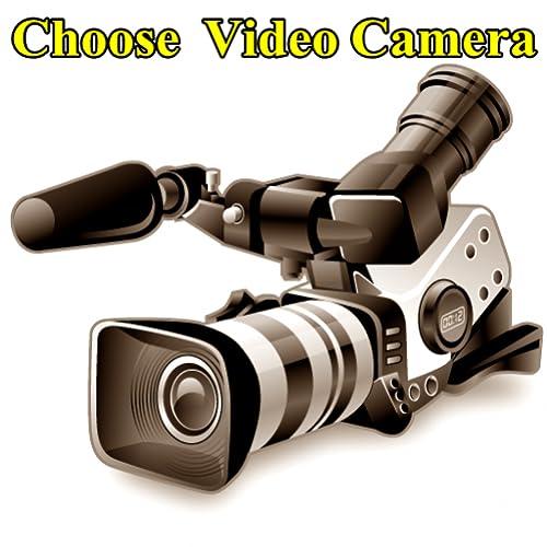 Choose Video Camera