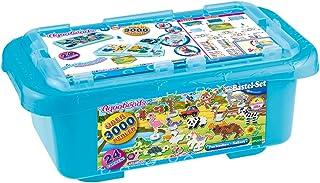 Aquabeads 31591 – Mega boîte de Bricolage « Safari » Version Allemande, coloré
