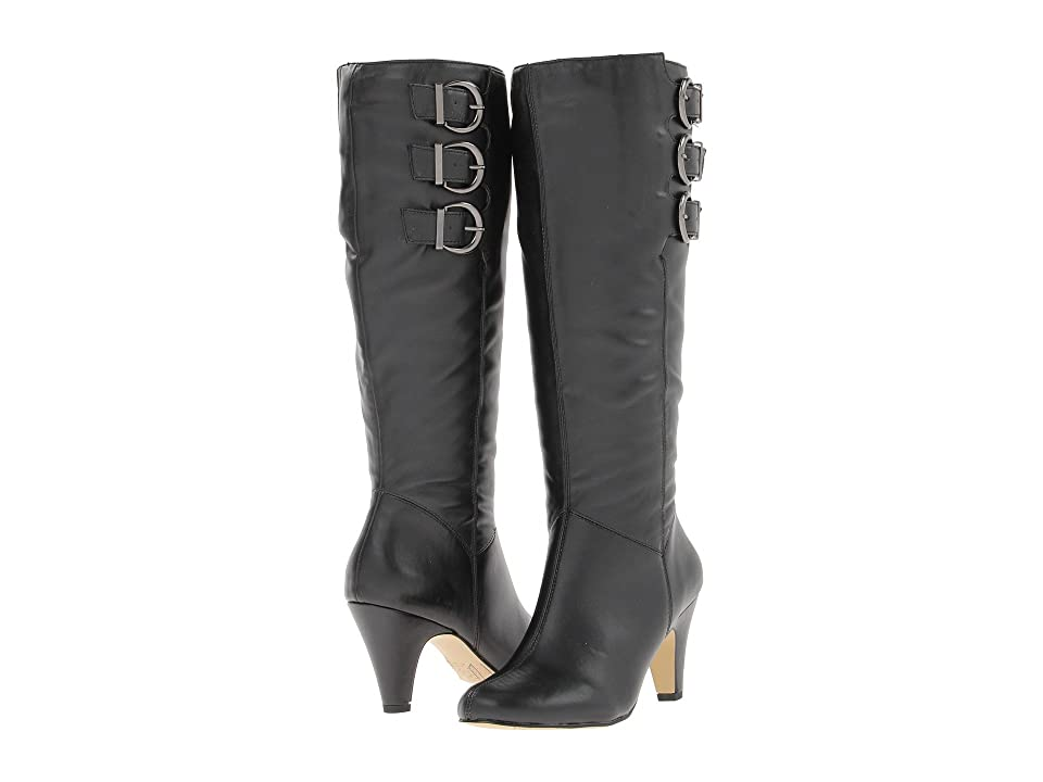 Bella-Vita Transit II Plus (Black Smooth) Women