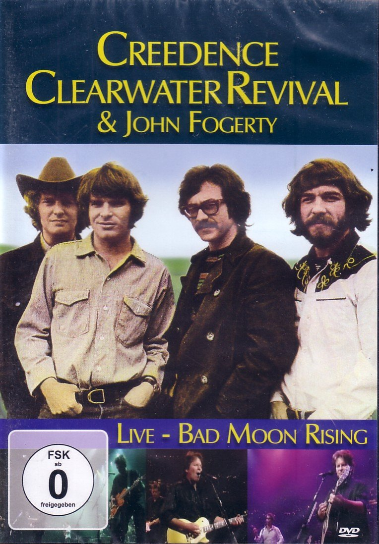 Creedence Clearwater Revival & John Fogerty   Live   Bad Moon ...
