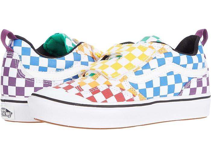 Vans Kids ComfyCush New Skool V (Little