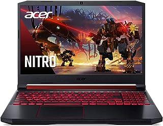 Acer Nitro 5 Gaming Laptop de 9ª generación Intel Core i5-9300H, NVIDIA GeForce GTX 1650, visualización IPS Full HD de 15,...