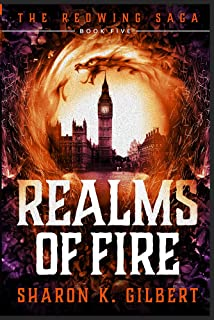 Realms of Fire: Book 5 of The Redwing Saga