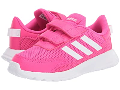 adidas Kids Tensaur Run (Infant/Toddler) (Shock Pink/White/Shock Red) Girl
