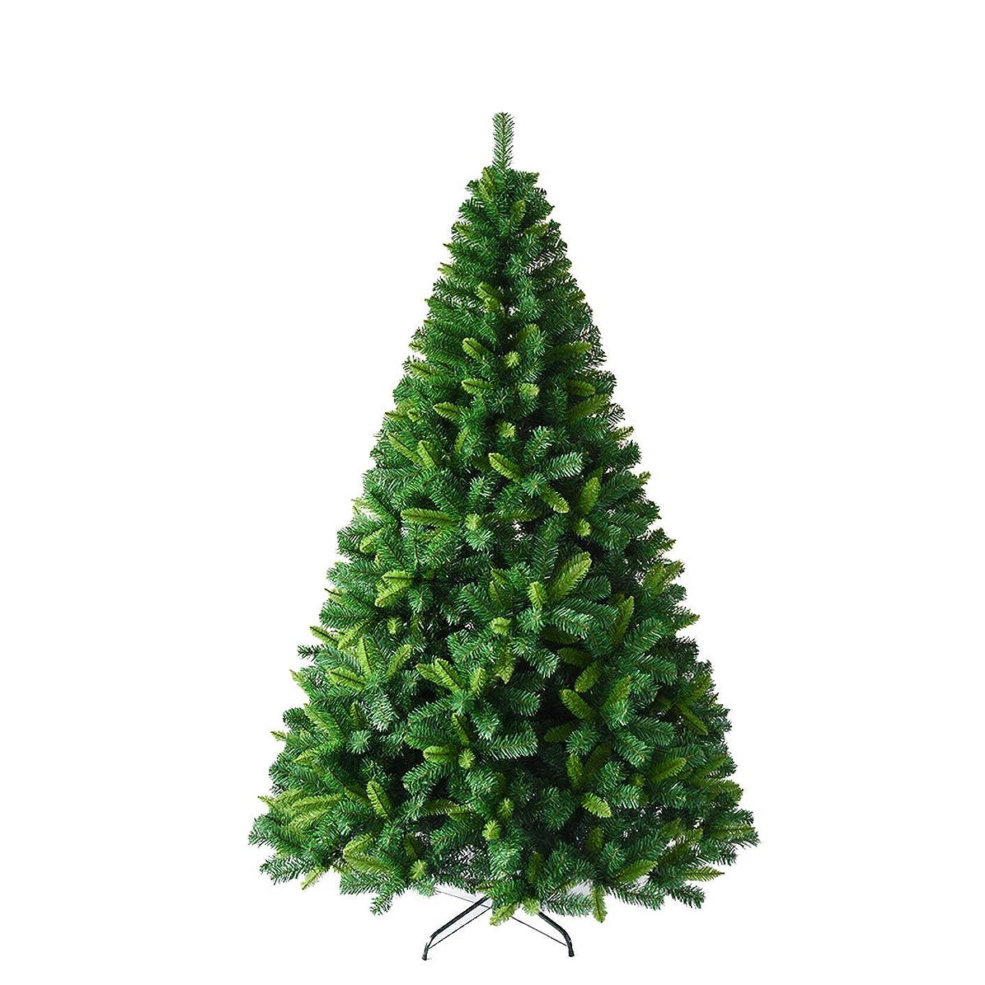 メジャー想定するゴミ箱CCINEE クリスマスツリー 150cm 枝数300本 グリーン ヌードツリー おしゃれ 北欧 リアル 高濃密度 組立簡単 イベント用 収納便利 松かさ クリスマスグッズ インテリア用品 クリスマスプレゼントに最適 (150cm) 説明書付き