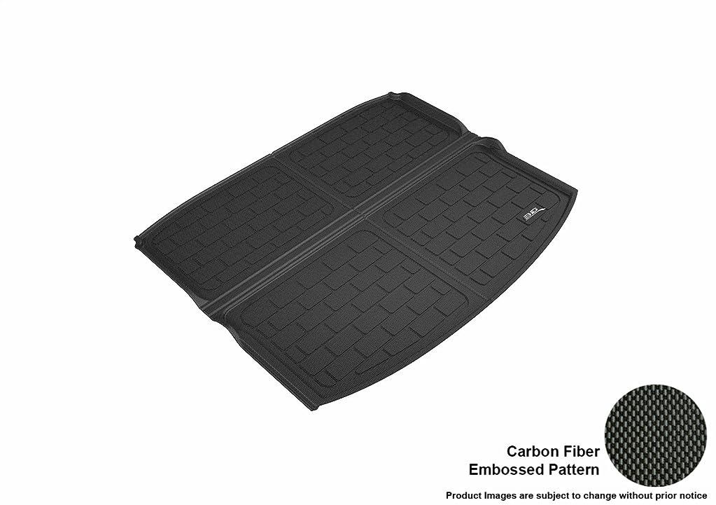 十分にバッジ振幅3D MAXpider M1HD0871309 Kagu Cargo Liner for Honda CR-V 2017, Black
