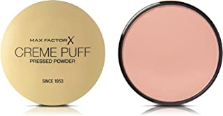 Max Factor Creme Puff, Pressed Compact Powder, 081 Truly Fair, 21 g