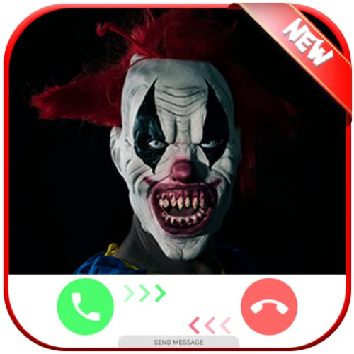 Scary killer Clown Video Call - Chat Prank 2020