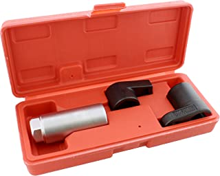 ABN 3 Piece 3/8in Drive Oxygen Sensor Wrench Socket Set