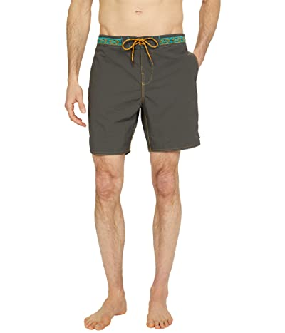 Billabong Currents Lo Tides 17 Boardshorts (Raven) Men