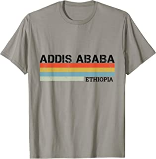 Addis Abeba Maglietta
